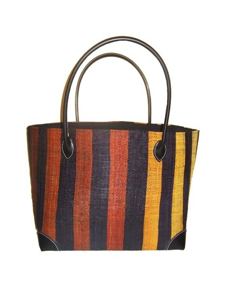 Sac de plage tamatave gm ultra brown
