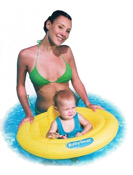 Bouée siège culotte ronde pour enfant