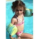Bracelet de natation triangle dauphins 3/6 ans