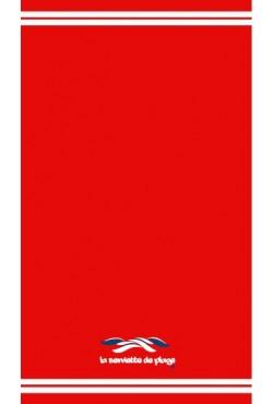 Drap de bain Red Coco