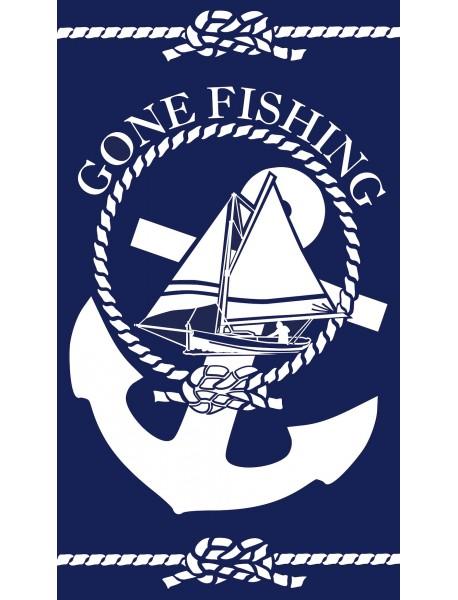 Serviette de plage Fishing