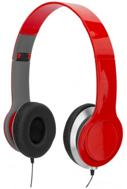 Casque Cheaz Rouge