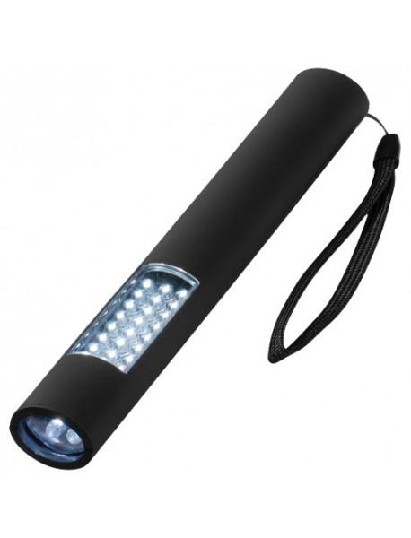 Torche magnétique 28 LED Noir