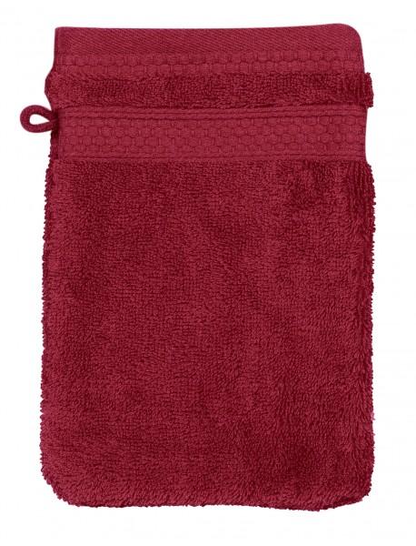 Linge de bain Naïa couleur Pavot