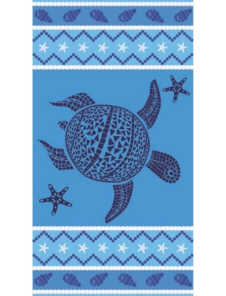 Serviette de plage One Turtle