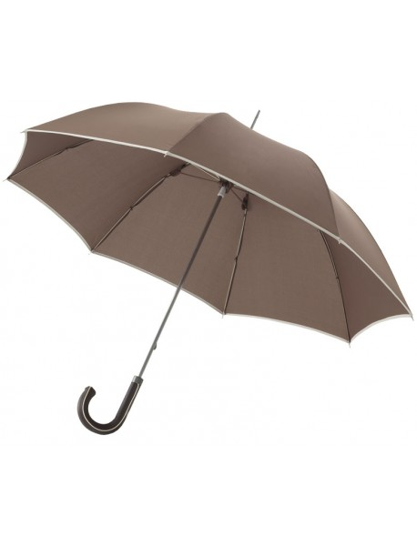 """Parapluie 23"""", marron"""