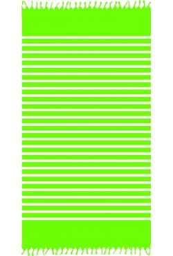 Fouta Alanya Vert anis 80x150cm