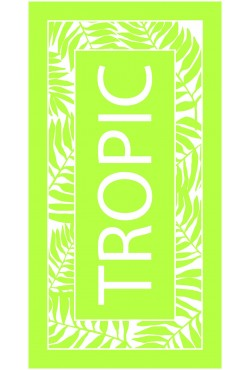 Serviette de plage Tropic