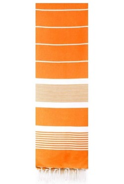 Fouta  Arthur Orange