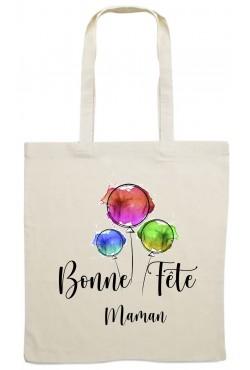 Tote Bag Bonne fête Maman